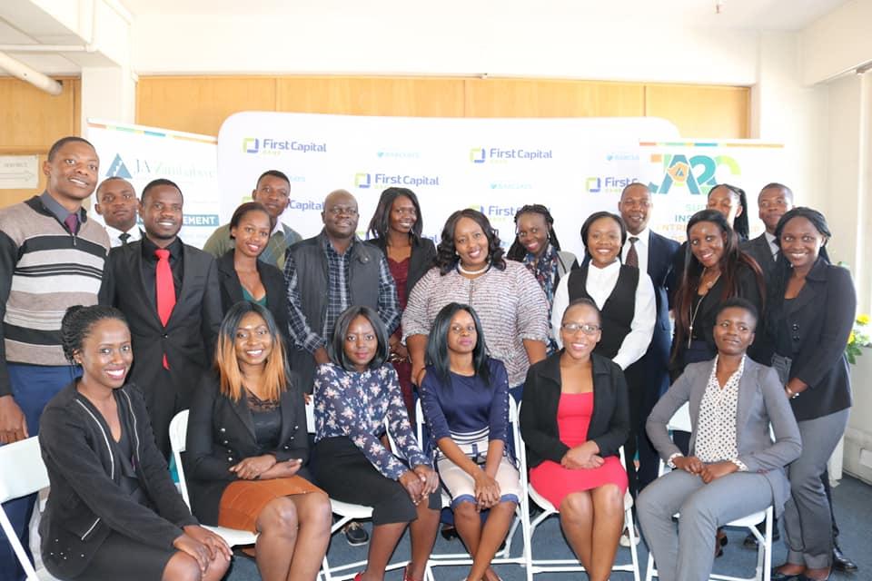 We Are Junior Achievement Zimbabwe
