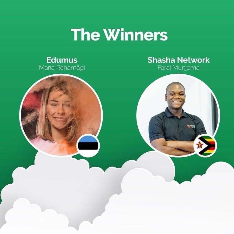 Meet the Alumni Accelerator Award winners
