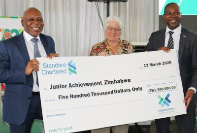 Standard Chartered Zimbabwe launches 'Future Makers'